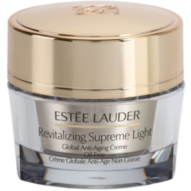 Estée Lauder Revitalizing Supreme Light Light Oil-Free Moisturizer with Anti-Aging Effect  30 ml