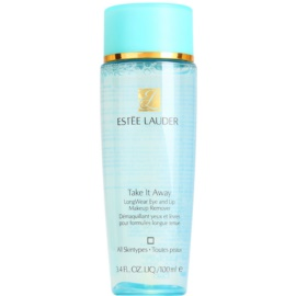 Estée Lauder Take It Away Eye And Lip Make - Up Remover  100 ml