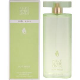 Estée Lauder Pure White Linen Light Breeze Eau de Parfum für Damen 100 ml