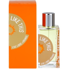 Etat Libre d'Orange Like This Eau de Parfum voor Vrouwen  100 ml