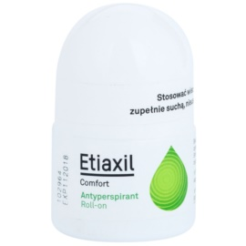 Etiaxil Comfort antitranspirante roll-on con efecto de 3 a 5 días de protección  15 ml