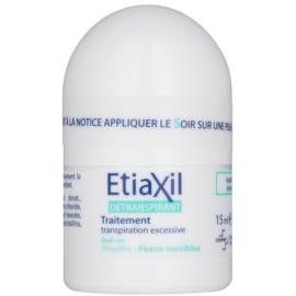 Etiaxil Original Antitranspirant Deoroller mit 3 - 5 tägiger Wirkung für empfindliche Oberhaut  15 ml