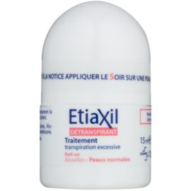 Etiaxil Original antiperspirant roll-on s účinkom 3 - 5 dní pre normálnu pokožku  15 ml