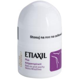 Etiaxil Plus antiperspirant roll-on s účinkom 5 dní pre citlivú pokožku  15 ml