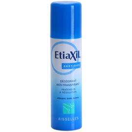 Etiaxil Daily Care deodorant antiperspirant ve spreji pro citlivou pokožku  150 ml