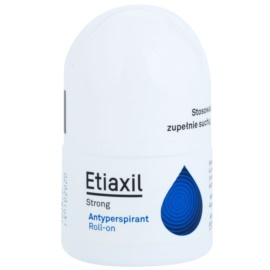 Etiaxil Strong antiperspirant roll-on s účinkom 5 dní proti nadmernému poteniu  15 ml