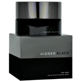 Etienne Aigner Black for Man Eau de Toilette para homens 125 ml