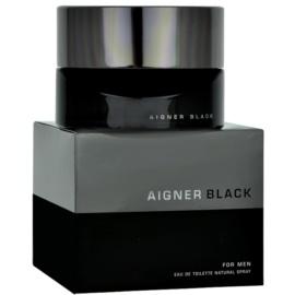 Etienne Aigner Black for Man Eau de Toilette für Herren 125 ml