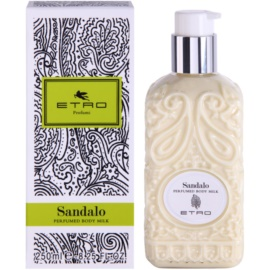 Etro Sandalo tělové mléko unisex 250 ml