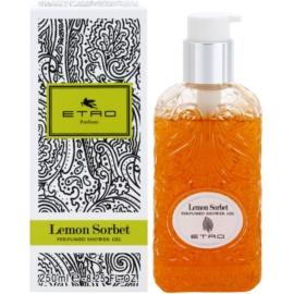 Etro Lemon Sorbet gel de ducha unisex 250 ml