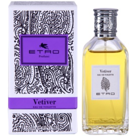 Etro Vetiver eau de toilette mixte 100 ml