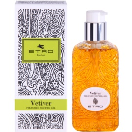 Etro Vetiver gel za prhanje uniseks 250 ml