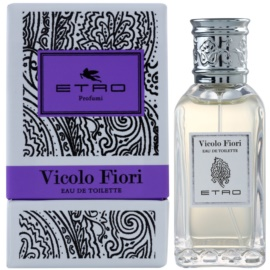 Etro Vicolo Fiori Eau de Toilette for Women 50 ml