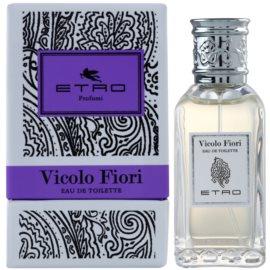 Etro Vicolo Fiori eau de toilette nőknek 50 ml