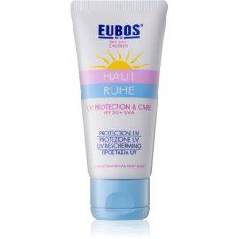 Eubos Children Calm Skin gel-creme de proteção SPF30  50 ml