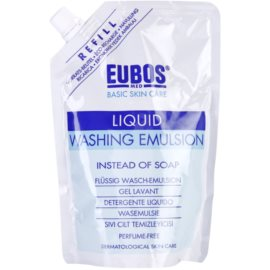 Eubos Basic Skin Care Blue Fragrance-Free Cleansing Lotion Refill  400 ml