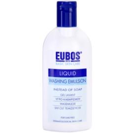 Eubos Basic Skin Care Blue umývacia emulzia bez parfumácie  200 ml