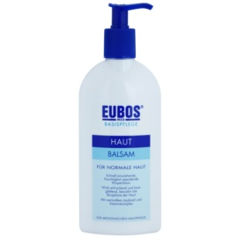 Eubos Basic Skin Care bálsamo corporal hidratante para pele normal  400 ml