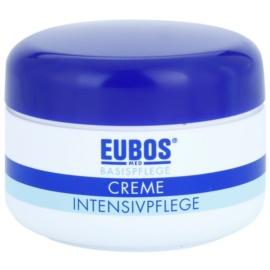 Eubos Basic Skin Care nährende feuchtigkeitsspendende Creme für trockene bis sehr trockene empfindliche Haut  100 ml