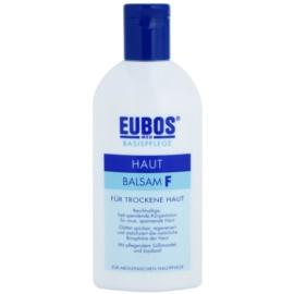 Eubos Basic Skin Care F testbalzsam száraz bőrre  200 ml