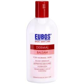 Eubos Basic Skin Care Red hydratační tělový balzám pro normální pokožku  200 ml