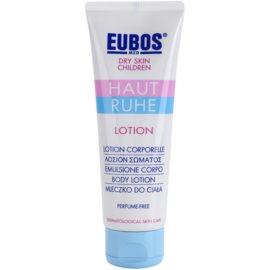 Eubos Children Calm Skin telový balzam pre podráždenú pokožku  125 ml