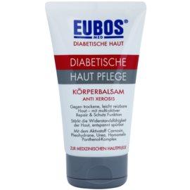 Eubos Diabetic Anti Xerosis Védő testápoló balzsam a hosszantartó hidratáló hatás  150 ml