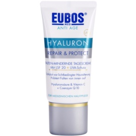 Eubos Hyaluron krem ochronny o działaniu przeciwstarzeniowym SPF 20  50 ml