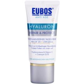 Eubos Hyaluron защитен крем против стареене на кожата SPF 20  50 мл.