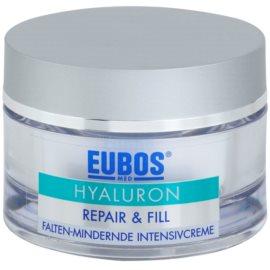 Eubos Hyaluron intensive, hydratisierende Creme gegen Falten  50 ml