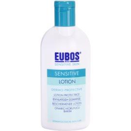 Eubos Sensitive lapte protector pentru piele uscata si sensibila  200 ml