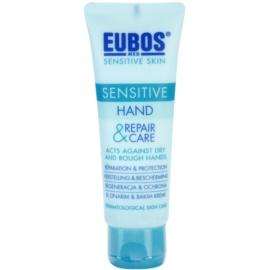 Eubos Sensitive regeneračný a ochranný krém na ruky  75 ml