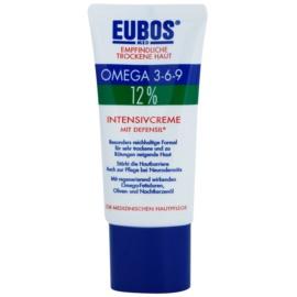 Eubos Sensitive Dry Skin Omega 3-6-9 12% intensywna ochrona Do cery suchej i atopowej  50 ml