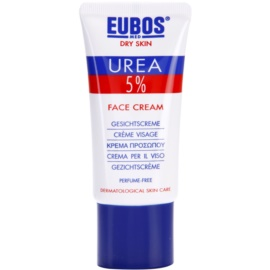 Eubos Dry Skin Urea 5% crema hidratante intensiva para el rostro  50 ml