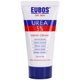 Eubos Dry Skin Urea 5% hydratačný a ochranný krém pre veľmi suchú pokožku  75 ml
