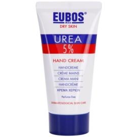 Eubos Dry Skin Urea 5% зволожуючий захисний крем для дуже сухої шкіри  75 мл
