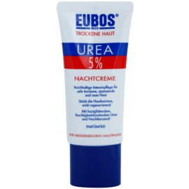 Eubos Dry Skin Urea 5% Nourishing Night Cream For Sensitive And Intolerant Skin  50 ml