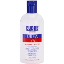 Eubos Dry Skin Urea 5% течен сапун за много суха кожа  200 мл.