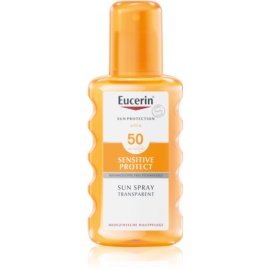 Eucerin Sun Sensitive Protect Protective Sunscreen Spray SPF 50  200 ml