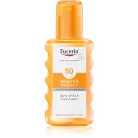 Eucerin Sun spray do opalania SPF 50  200 ml