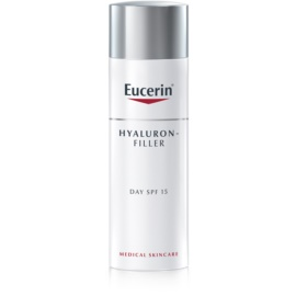 Eucerin Hyaluron-Filler Anti-Wrinkle Day Cream for Normal and Combination Skin SPF 15  50 ml