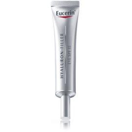 Eucerin Hyaluron-Filler očný krém proti hlbokým vráskam SPF 15  15 ml