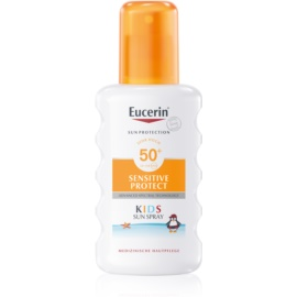 Eucerin Sun Kids spray protetor para crianças SPF50+  200 ml