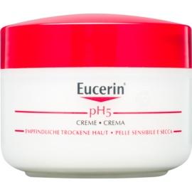 Eucerin pH5 creme de rosto e corpo para pele sensível  75 ml
