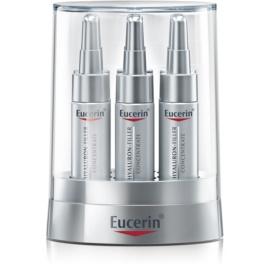 Eucerin Hyaluron-Filler Intensiv-Serum gegen Falten  6x5 ml