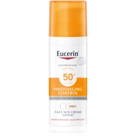 Eucerin Sun Photoaging Control Sun Protect CC Cream SPF 50+ Shade Light 50 ml