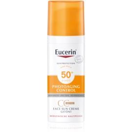 Eucerin Sun CC Crème SPF 50+ Tint  Medium  50 ml