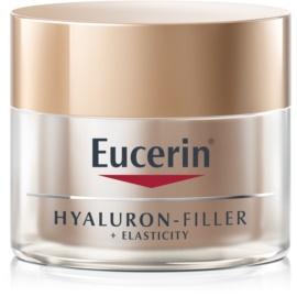 Eucerin Elasticity+Filler intensywnie odżywczy krem na noc do skóry dojrzałej  50 ml