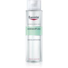 Eucerin DermoPure čisticí micelární voda pro problematickou pleť  400 ml