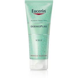 Eucerin DermoPure čisticí peeling pro problematickou pleť  100 ml